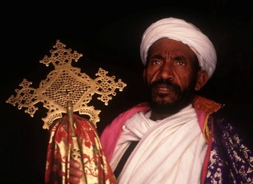 Stock Photo: 1783-26919 Lalibela Highlands, Ethiopia