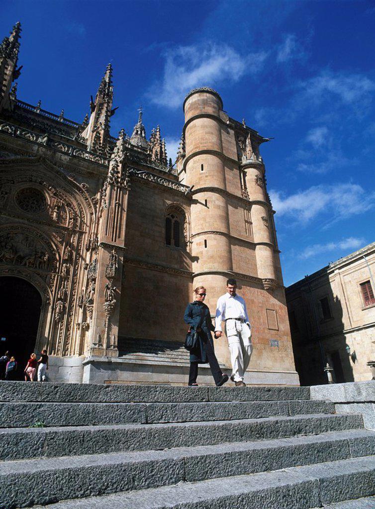Salamanca, Spain : Stock Photo