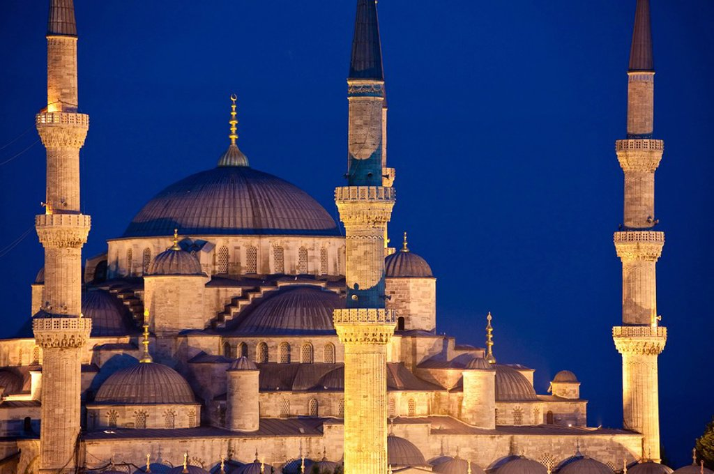 Stock Photo: 1783-30246 Istanbul, Turkey.