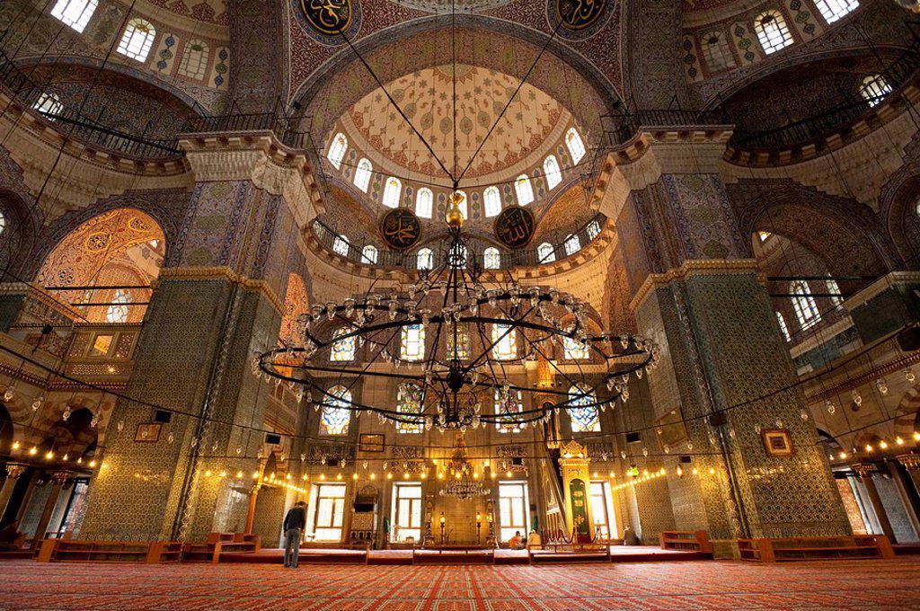 Stock Photo: 1783-30264 Istanbul, Turkey.