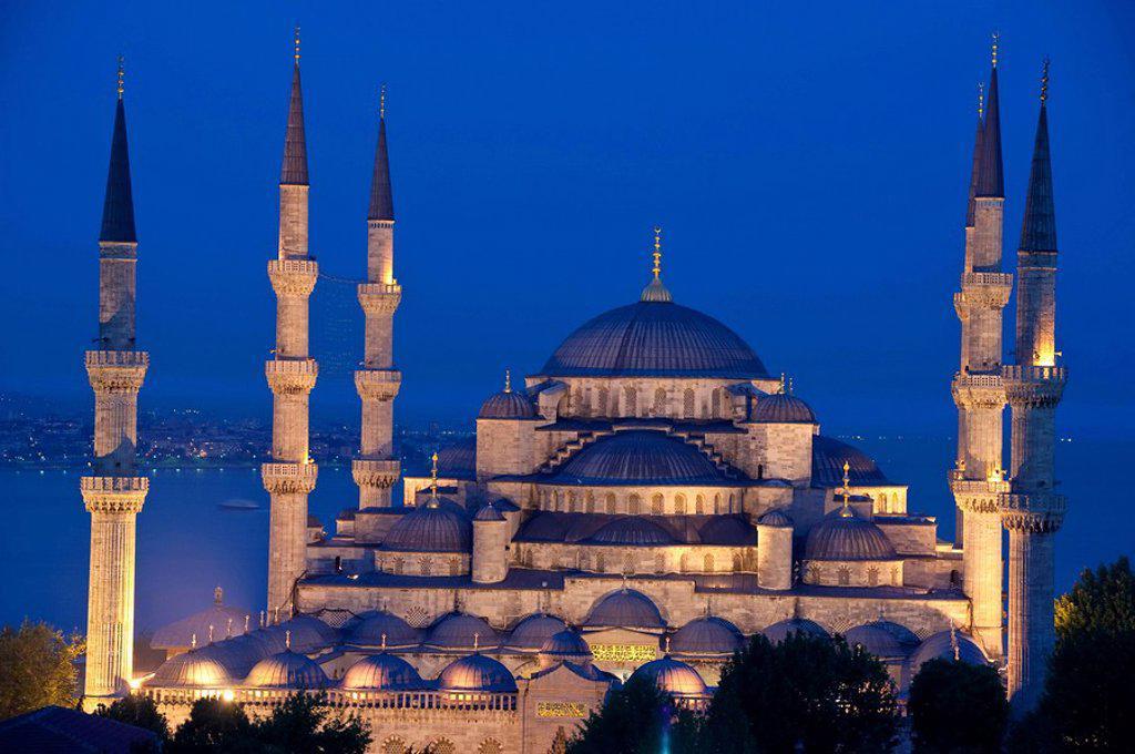 Stock Photo: 1783-30284 Istanbul, Turkey.
