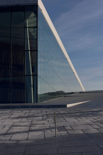 Oslo Opera HouseOslo, Norway. Oslo Opera House : Stock Photo
