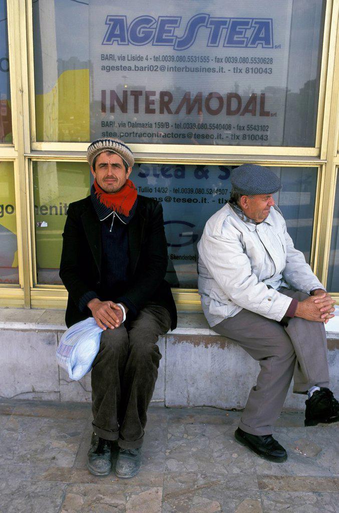 Tirana, Albania : Stock Photo