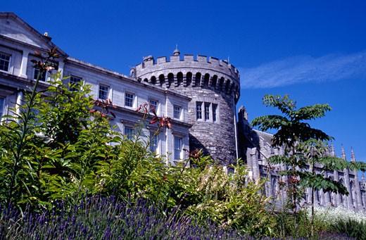 Dublin Castle,  Dublin, Ireland : Stock Photo