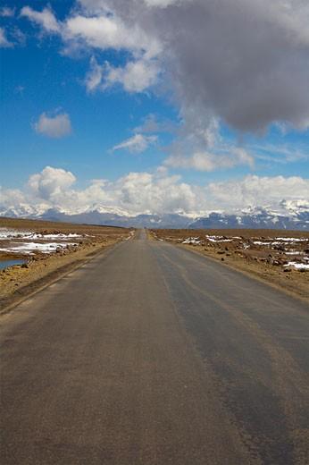 Patapampa Pass,  Peru : Stock Photo