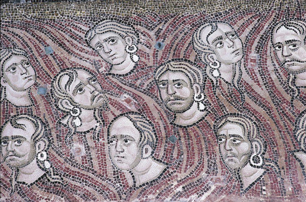 Italy - Veneto Region - Venice - Lagoon - Torcello Island - Cathedral - Mosaic works : Stock Photo