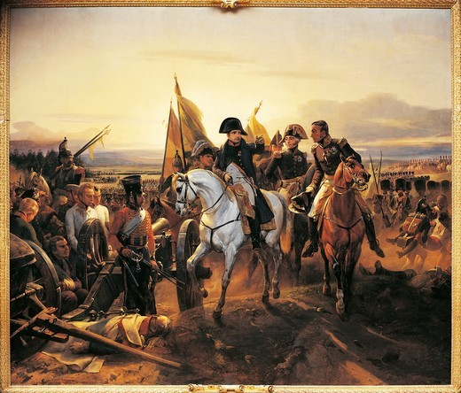 Stock Photo: 1788-20994 France, Versailles, Battle of Friedland