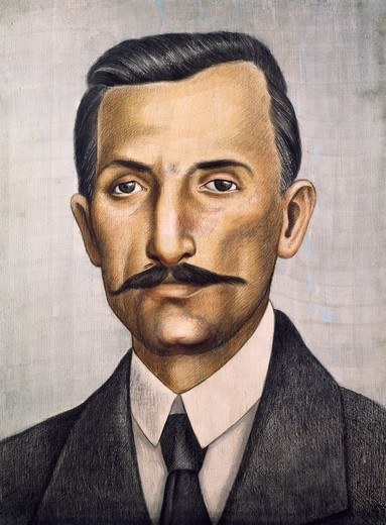 Jose Maria Pino Suarez (1869-1913) politician and Vice President of the Republic under President Madero. Mexico, 20th century. : Stock Photo