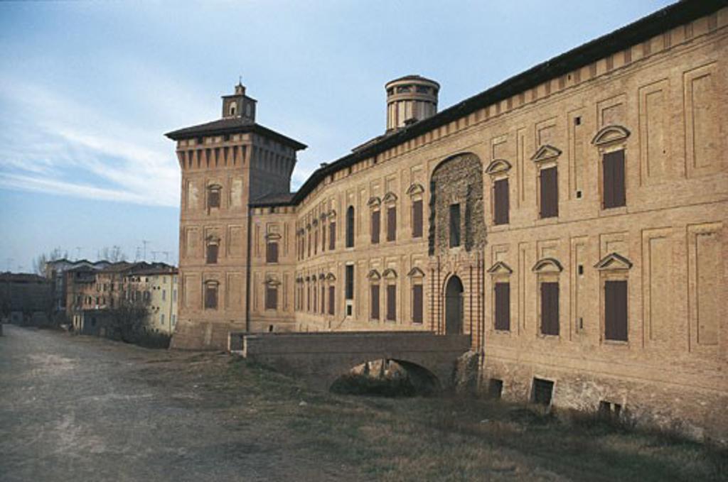 Italy - Emilia Romagna Region - Scandiano - Castle : Stock Photo