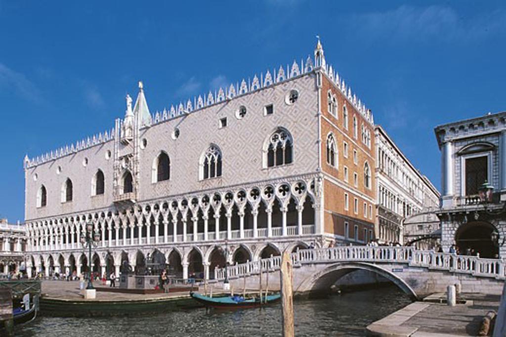 Stock Photo: 1788-8152 Italy - Veneto Region - Venice - Doge's Palace