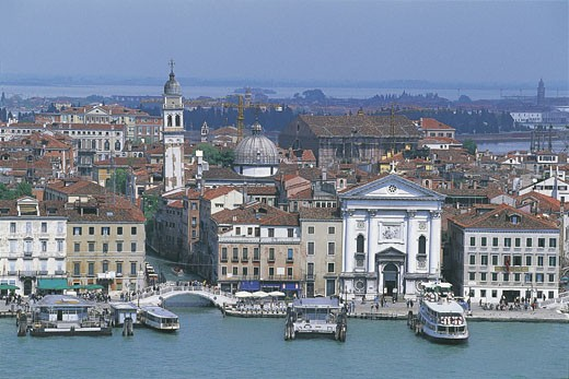 Stock Photo: 1788-8156 Italy - Veneto Region - Venice - Church of the Pietas