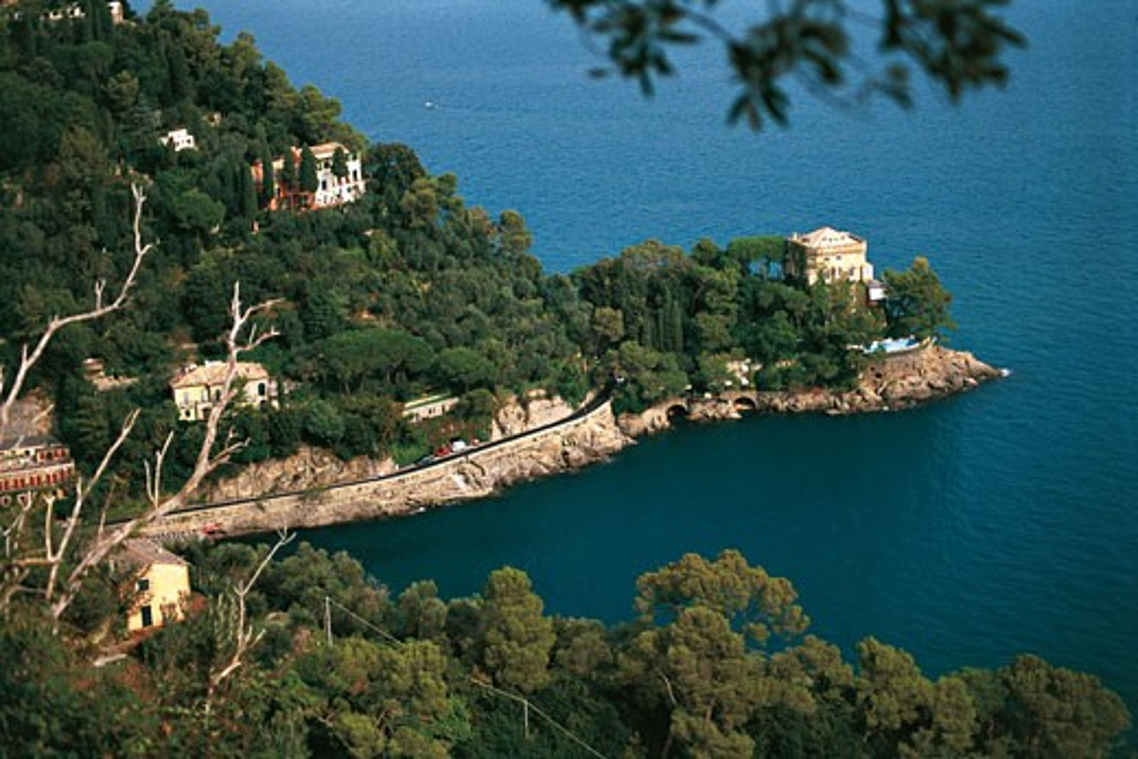 Italy - Liguria Region - Paraggi of Portofino : Stock Photo