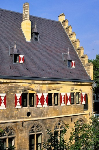 Stock Photo: 1792-101822 Netherlands, Limburg province, Maastricht, Kruisherenhotel, hotel located in a former monastery of the 15th century
