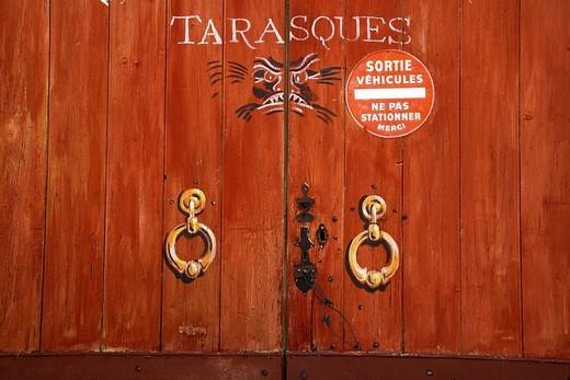 Stock Photo: 1792-115107 France, Bouches du Rhone, Tarascon