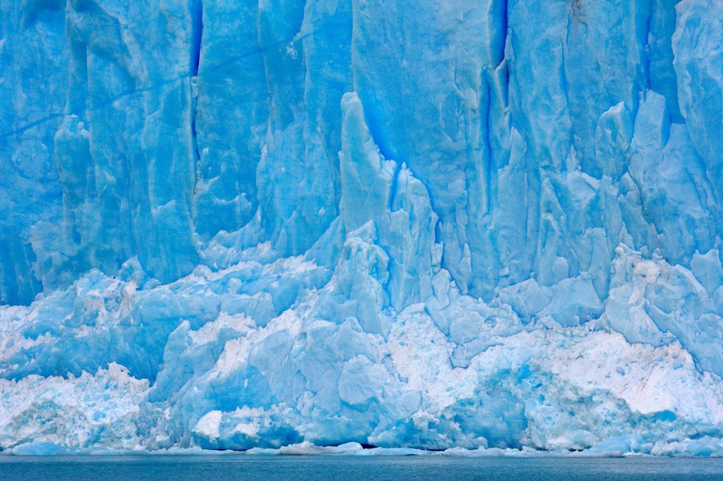 Stock Photo: 1792-144864 Argentina, Patagonia, Santa Cruz province, Los Glaciares national park, listed as World Heritage by UNESCO, Perito Moreno glacier