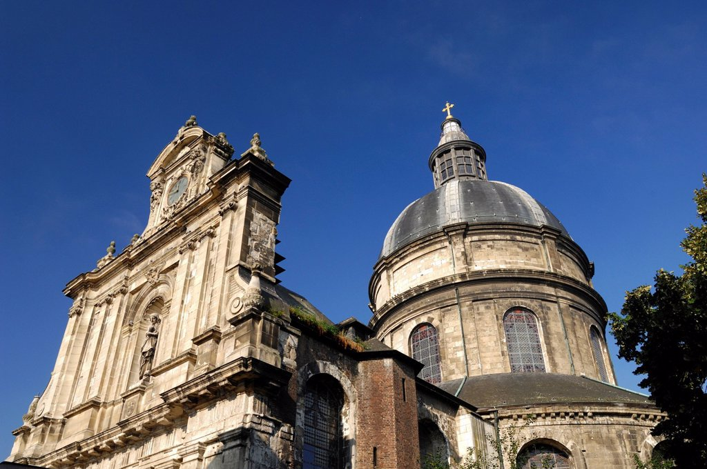 Stock Photo: 1792-149694 France, Nord, Lille, church of St Mary Magdalene