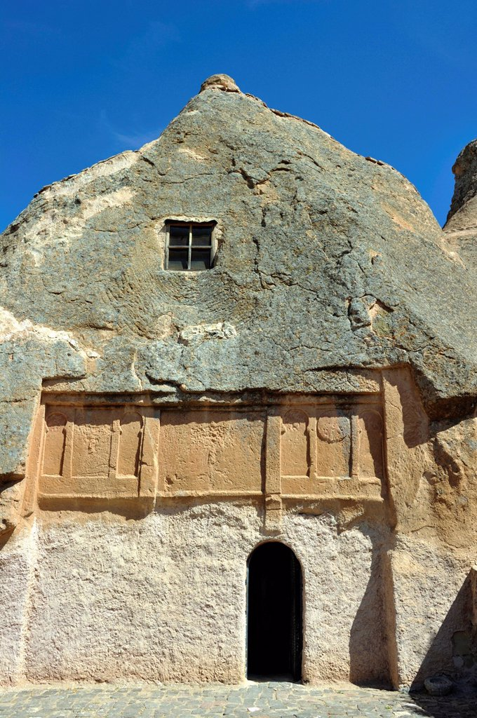 Stock Photo: 1792-151557 Turkey, Central Anatolia, Cappadocia, listed as World Heritage by UNESCO, Guselhir, St. John Church