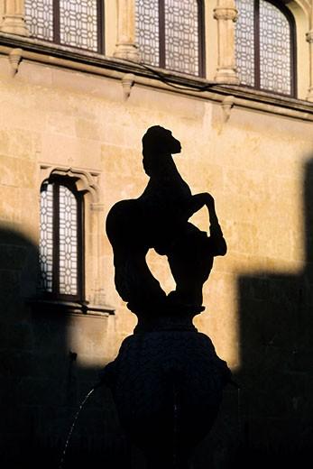 Stock Photo: 1792-35098 Spain, Andalusia, Cordoba, Plaza del Potro