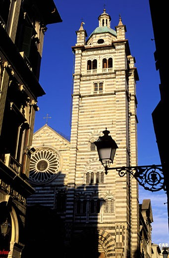 Stock Photo: 1792-37191 Italy, Liguria, Genoa, San Lorenzo Cathedral