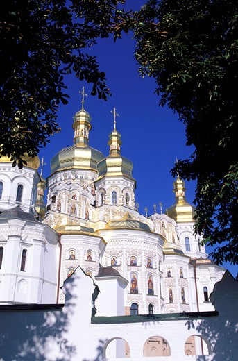 Ukraine, Kiev, Petchersk Lavra : Stock Photo