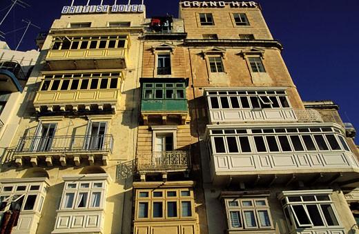 Stock Photo: 1792-43406 Malta, Eastern region, Valletta