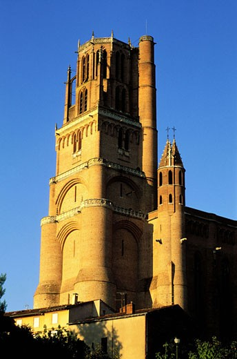 Stock Photo: 1792-44243 France, Tarn (81), Albi, Sainte Cecile cathedral