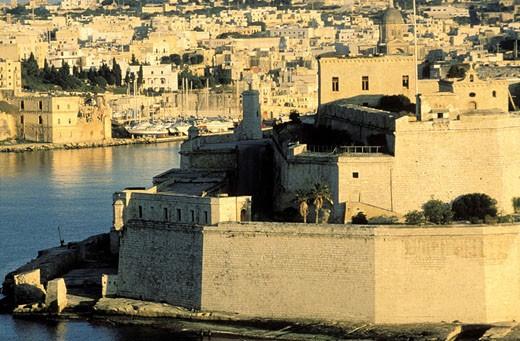 Malta, Valletta : Stock Photo