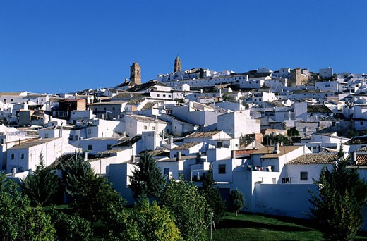 Stock Photo: 1792-52139 Spain, Andalusia, Jaen region, White villages (Pueblos Blancos), Baena village