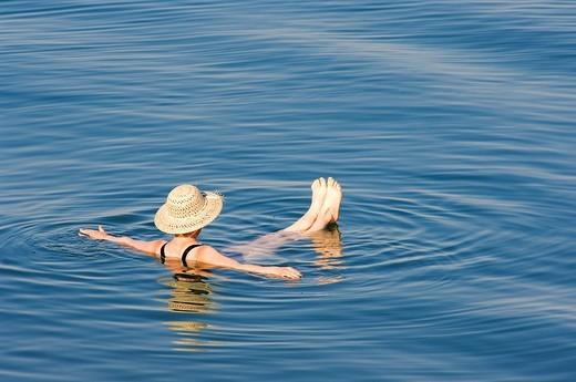 Jordan, Dead Sea : Stock Photo
