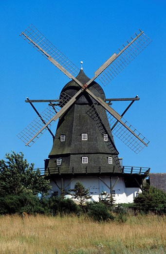 Stock Photo: 1792-96612 Denmark, Jutland, Mols Peninsula