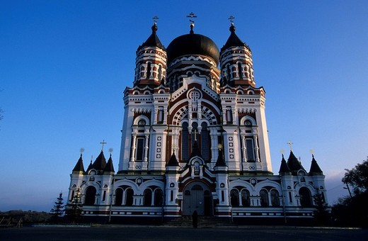 Ukraine, Kiev area, San Panteleimon monastery : Stock Photo