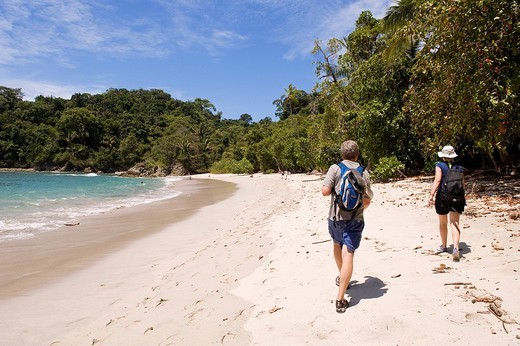 Stock Photo: 1792-98696 Costa Rica, Puntarenas Province, Manuel Antonio National Park