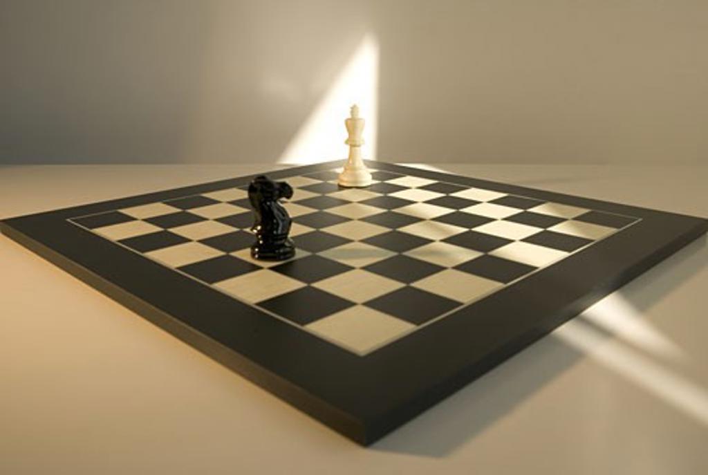 Chess board still life : Stock Photo