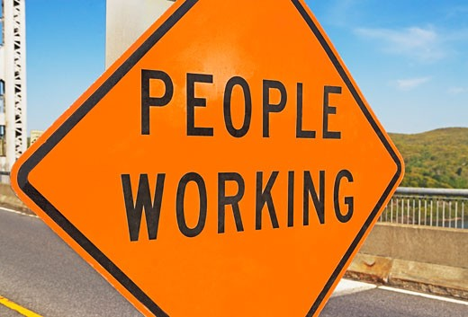Close up of street sign : Stock Photo