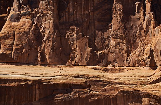 Rock formation in Arches National Park, Utah : Stock Photo