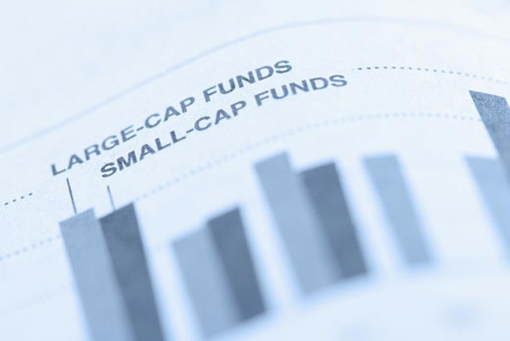 Closeup of financial bar graph : Stock Photo