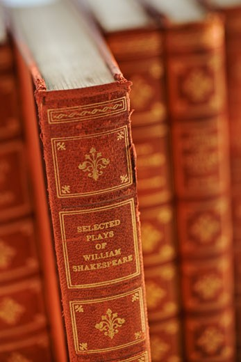 Antique books : Stock Photo