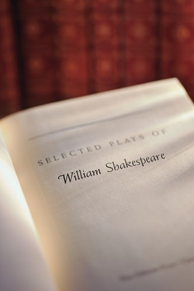 Antique literature book : Stock Photo