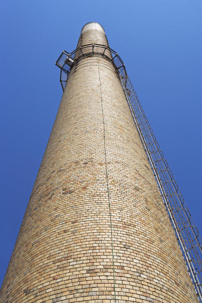Stock Photo: 1795R-24189 Energy plant