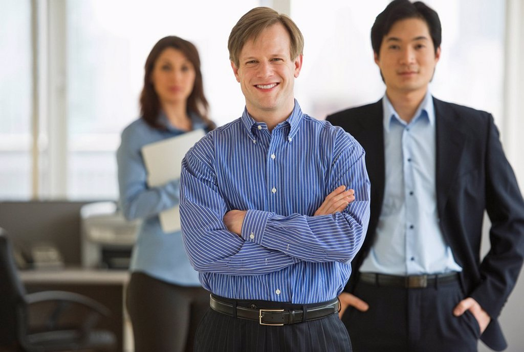Stock Photo: 1795R-25282 Business team