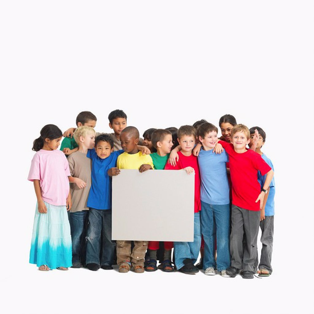 Group of children : Stock Photo