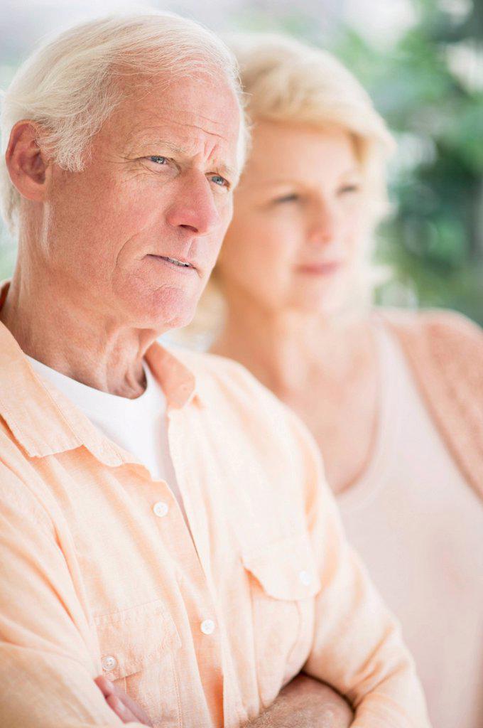 Stock Photo: 1795R-71249 Portrait of couple