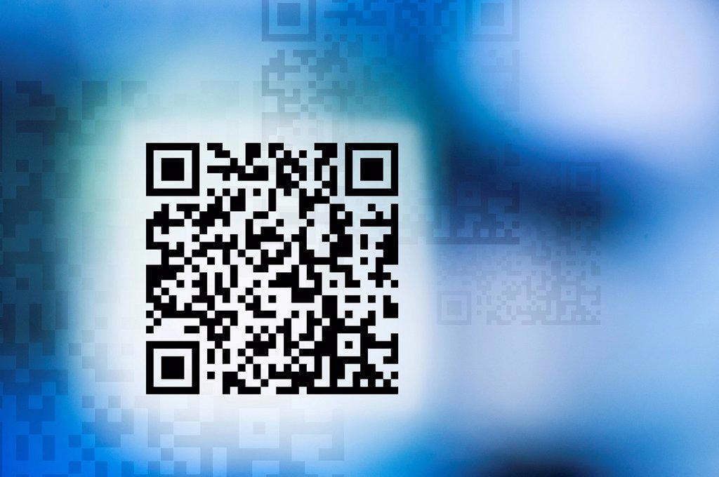 Stock Photo: 1795R-75276 Quick Response code