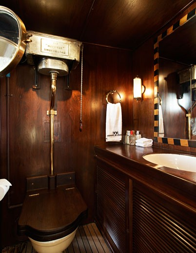 Stock Photo: 1801-31528 Maid marian 2 traditional toilet detail., Maid Marian, Phuket, Changwat, Thailand, Flux Interiors