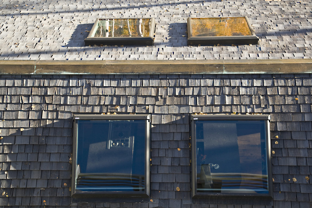 Stock Photo: 1801-38134 Snowmass village aspen colorado private house interior design fiona cowan.
