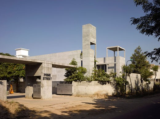 Prathama Blood Bank, Ahmedabad, India, Matharoo Associates : Stock Photo