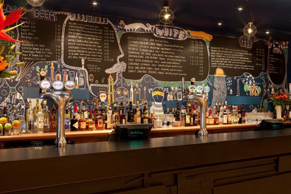 Stock Photo: 1801-51169 Big Chill Bar, Bristol, United Kingdom, Lucy Tauber