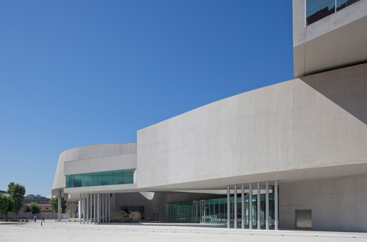 Stock Photo: 1801-51654 Maxxi National Museum of 21st Century Arts, Rome, Italy