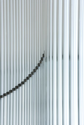 The Walbrook  Foster , Partners  London 2009  Interior Detail Of Building Construction : Stock Photo