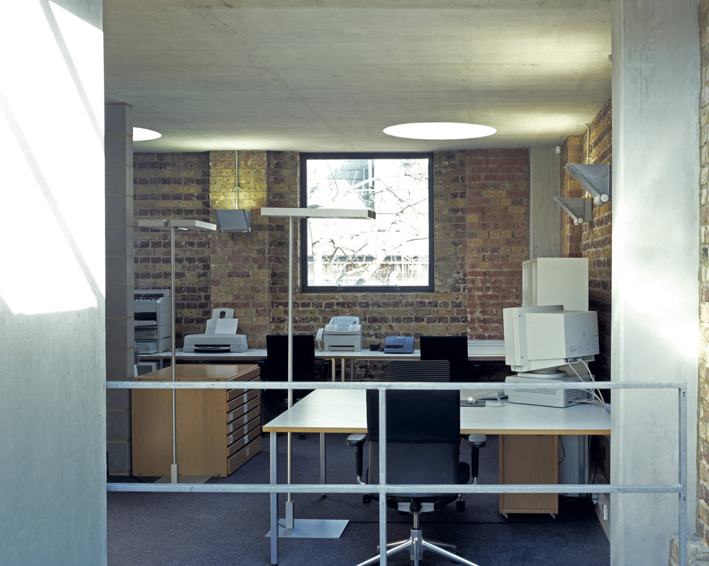 Stock Photo: 1801-69143 Live Work Development Stamford Brook Office: Upper Floor